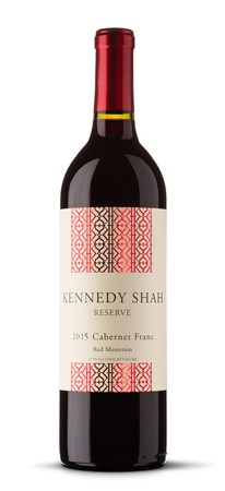 2015 Kennedy Shah Reserve Cab Franc Image